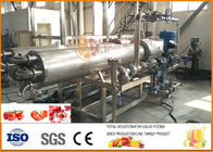 250-300T/day Tomato Paste Processing Line Custom Made Capacity